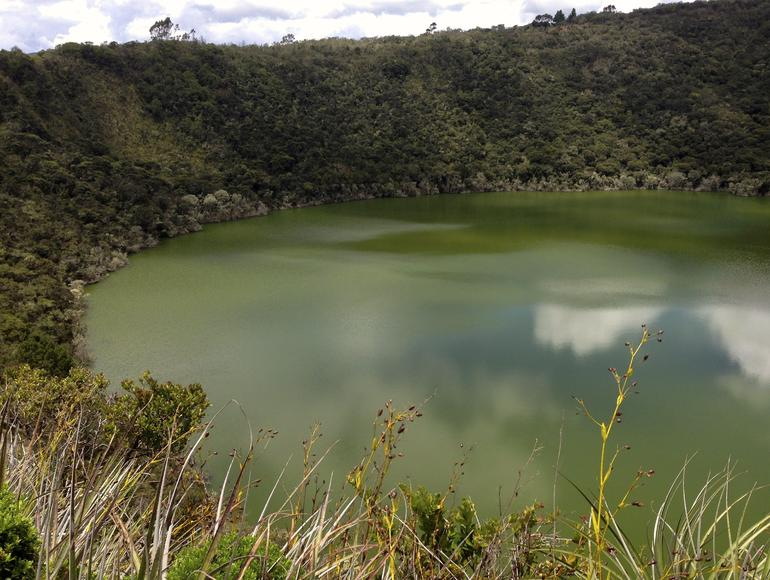 Zipaquir� Salt Cathedral and Laguna de Guatavita Day Trip from Bogot� - Bogot�