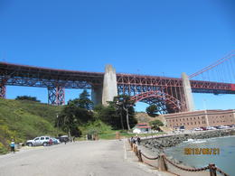 Photo of San Francisco San Francisco in One Day: Alcatraz, City Tour, Golden Gate Bridge and Bay Cruise 21/6 2013