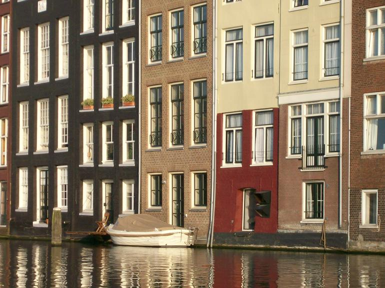 Canal City - Amsterdam