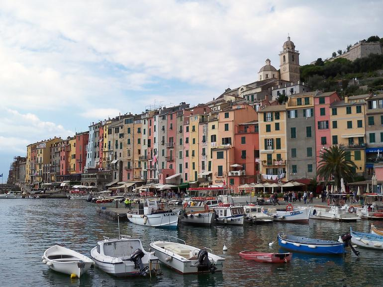 Cinque Terre Day Trip from Milan - Milan