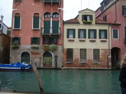 Photo of Venice Skip the Line: Venice in One Day Including Boat Tour Colorful houses on the canal