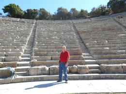Photo of Athens 4-Day Classical Greece Tour: Epidaurus, Mycenae, Olympia, Delphi, Meteora DSCN0121