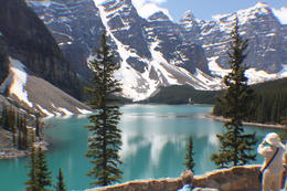 Photo of Banff Mountain Lakes and Waterfalls Day Trip from Banff Emerald Lake