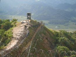 At Cheorwon, I could see the real military tension between two Koreas. , COBY - June 2016