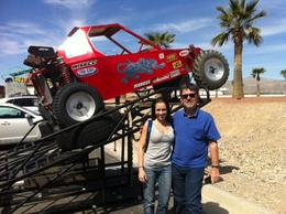 Photo of Las Vegas Mini Baja Buggy Half-Day Tour from Las Vegas Had a Bast