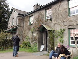 Beatrix Potter's house , Sawitree B - April 2012