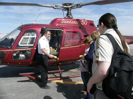 Photo of Las Vegas Ultimate Grand Canyon 4-in-1 Helicopter Tour I Started Getting Butterflies About Now