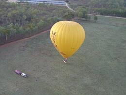 Photo of Cairns & the Tropical North Hot Air Ballooning Tour from Cairns Just took off