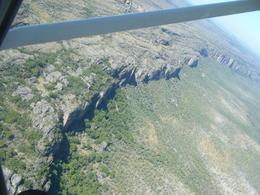A view of the embarkment separating Kakadu National Park and Arnhem Land, Olivia N - August 2009