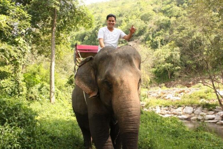 Khao Yai Park and Elephant Ride - Bangkok