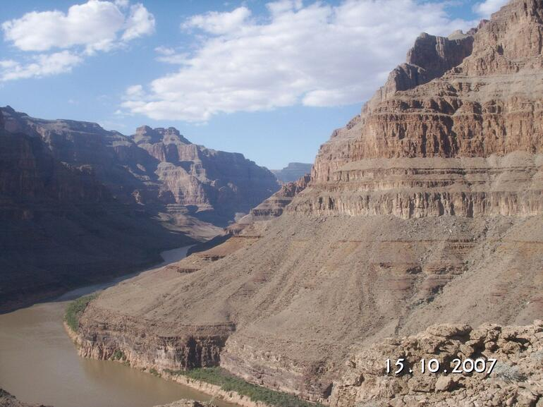 Lunch in the Grand Canyon - Las Vegas