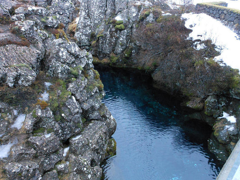 Magic Pool - Reykjavik