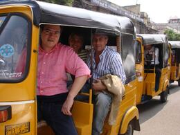 Photo of Chennai Small-Group Cultural Walking Tour of Mylapore Neighborhood in Chennai Mylapore walking tour