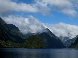 Photo of Fiordland & Milford Sound Doubtful Sound Wilderness Cruise from Te Anau Nice scenery of Doubtful Sound
