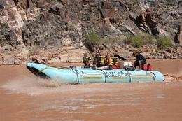 Photo of Las Vegas Grand Canyon White Water Rafting Trip from Las Vegas On the Raft
