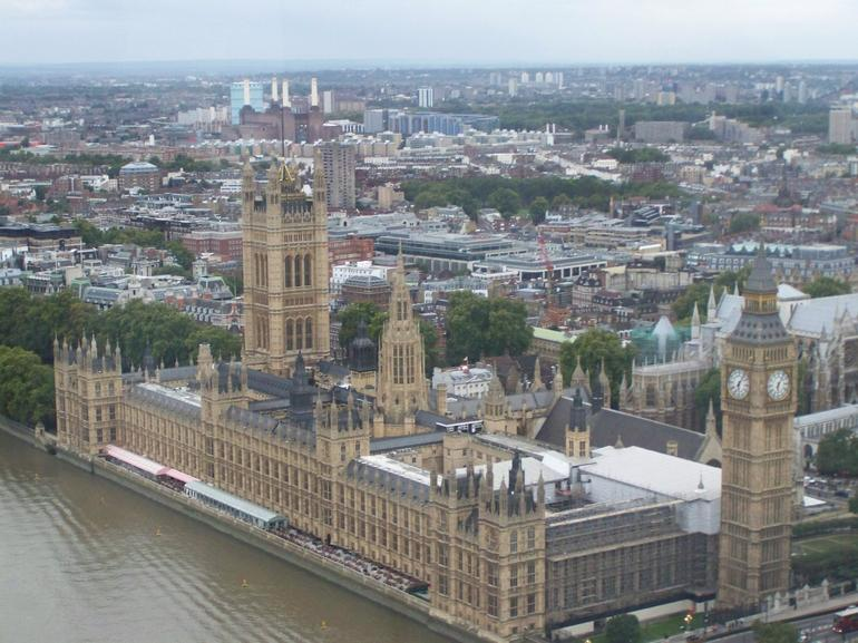 Parliment and Big Ben - London