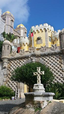 Photo of Lisbon Small-Group Sintra Royal Palaces Day Trip from Lisbon: Pena Palace, Queluz Palace and Sintra Palace Pena Palace