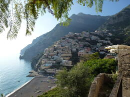 Photo of Rome Pompeii and Amalfi Coast Small Group Day Trip from Rome Positano