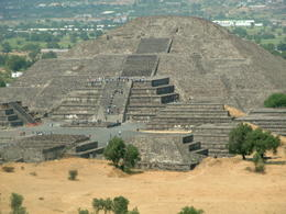 Photo of Mexico City Teotihuacan Pyramids and Shrine of Guadalupe Pyr 8