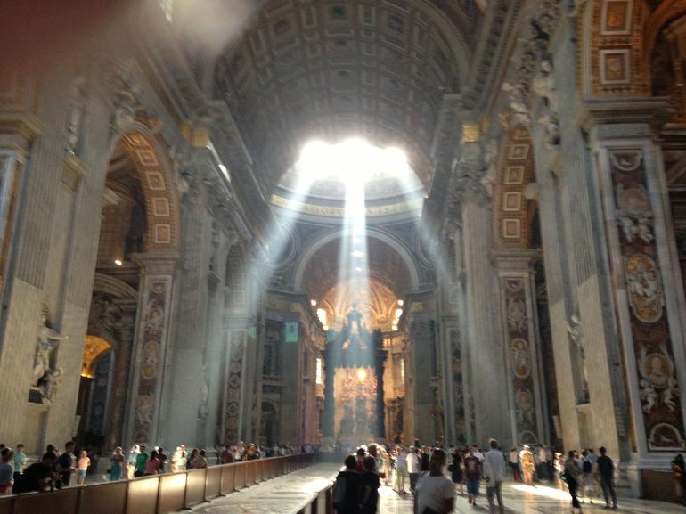 Saint Peters Basilica - Rome