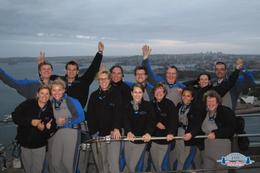 Our group of climbers 20/12/12 Twilight tour , Michael M - January 2013
