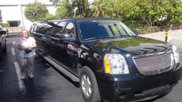 Photo of Las Vegas Private Las Vegas Hotel to Airport Luxury Limousine Transfer The Car