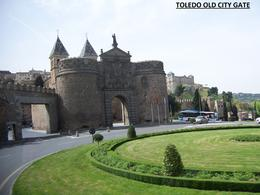 Photo of Madrid Toledo Half-Day or Full-Day Trip from Madrid TOLEDO OLD CITY GATE