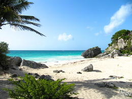 Photo of Cancun Viator Exclusive: Early Access to Tulum Ruins with an Archeologist Turtle beach