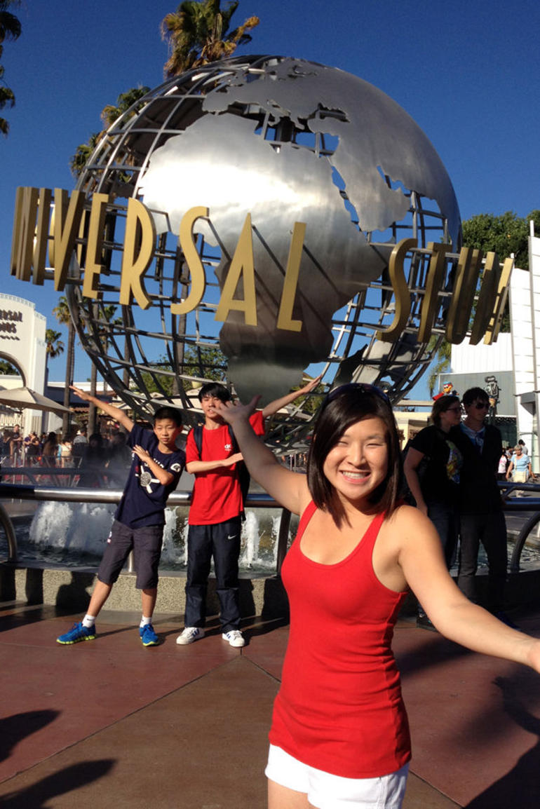 Universal CityWalk - Los Angeles