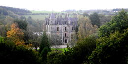 Blarney Castle , Lora G - October 2011