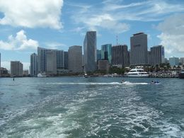 View of Miami during Bout Tour , Gary M - July 2015