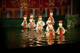 Photo of   Water Puppets