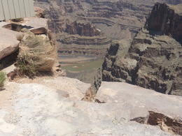 Photo of Las Vegas Grand Canyon and Hoover Dam Day Trip from Las Vegas with Optional Skywalk A Maze inside the Canyon.