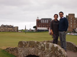 Photo of Edinburgh St Andrews and Fife Small Group Day Trip from Edinburgh At St Andrews Links