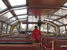 Photo of Amsterdam Amsterdam Canal Bus Hop-On Hop-Off Boat inside