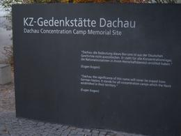 Please never forget what happened to so many during the Holocaust., LAFRAGIA M - November 2008