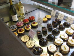 One of the Patisseries we visited on our tour. , Kristal G - October 2011