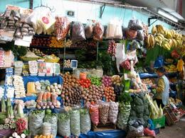Photo of   Fruit and Vegetables at the Market