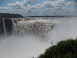 Photo of Buenos Aires 4-Day Tour to Iguassu Falls from Buenos Aires Garganda del diablo