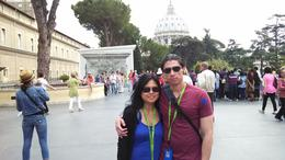 Photo of Rome Skip the Line: Vatican Museums Walking Tour including Sistine Chapel, Raphael's Rooms and St Peter's Getting ready to enter SIstine Chapel
