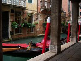 Photo of Venice Skip the Line: Venice in One Day Including Boat Tour Gondola ride anyone?