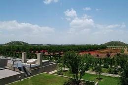 Photo of Xian Private Tour: Tomb of Emperor Jingdi with Xi'an Airport Transfer Hanyangling Tomb