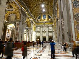 The Vatican is a jaw-dropping experience. , Di - January 2016