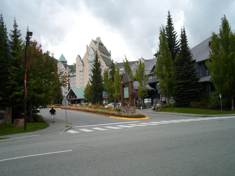 Just one of Whistler