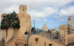 Photo of Barcelona Skip the Line: Best of Barcelona Tour including Sagrada Familia La Pedrada