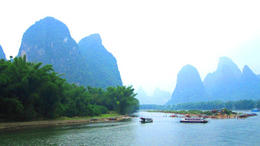 Photo of Guilin Li River Cruise Full Day Tour of Guilin and Yangshuo Li River cruise