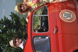 Photo of Florence Self-Drive Vintage Fiat 500 Tour from Florence: Tuscan Villa and Picnic Lunch Making a Stop in an Olive Orchard