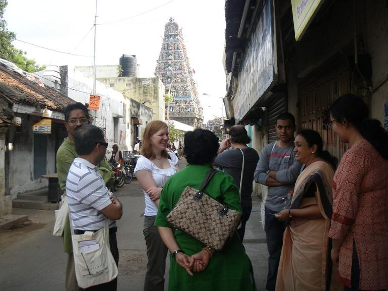 Mylapore walking tour - Chennai