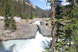 Photo of Banff Mountain Lakes and Waterfalls Day Trip from Banff Natural Bridge