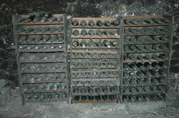 Photo of Florence Chianti Region Wine Tasting Half-Day Trip from Florence Old wine bottles